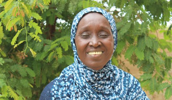 Coumba Diop, bénéficiaire du programme Jigeen Ñi Tamit, témoigne